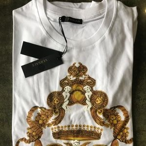 Versace Medusa Men Cotton Shirt
